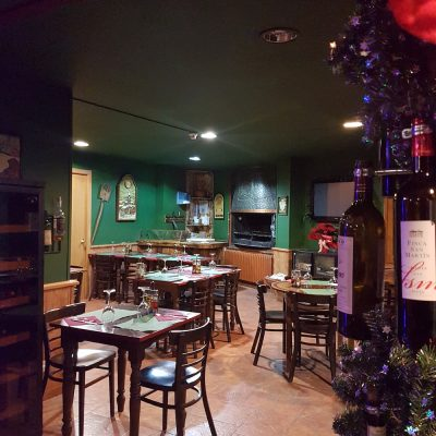 Restaurante Hotel Comapedrosa